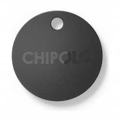 Chipolo PM6 Smart Keyring Bluetooth Tracker - Charcoal Black