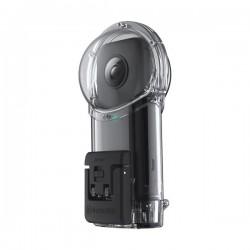 غطاء الغوص انستا ٣٦٠ لكاميرا ون اكس - شفاف