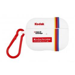Casemate Kodak Striped AirPods Pro Case (CM-CM041860) - White