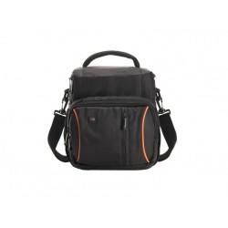 حقيبة الكتف لكاميرات دي إس إل أر من إي كيو (CNL006) - أسود