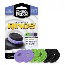KontrolFreek Precision Rings elastic antimicrobial green purple black buy in xcite kuwait