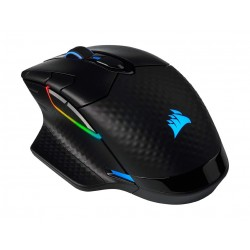 Corsair Dark Core RGB Pro Wireless Gaming Mouse - Black