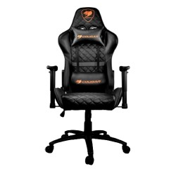 Cougar Armor One Gaming Chair - Black