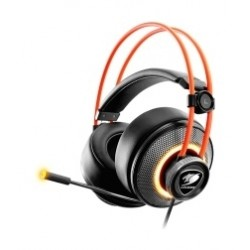 Cougar Immersa Pro 7.1 Virtual Surround Audio  Gaming Headset - Black