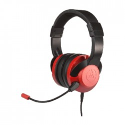 PowerA Fusion Wired Crimson Fade Gaming Headset in Kuwait | Buy Online – Xcite