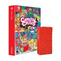 Crystal Crisis - Nintendo Switch Game