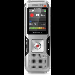 Philips VoiceTracer Digital Audio Recorder 8GB (DVT4010)