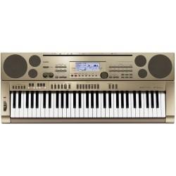 لوحة المفاتيح الموسيقية من كاسيو