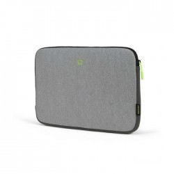"Dicota Skin Flow for 13-14.1"" Laptop - Grey & Green"