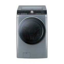 Daewoo DWC-AD1213 158 kg Washer & Dryer Silver - Front View