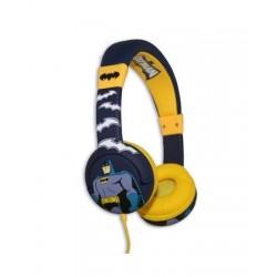 سماعات الأذن السلكية للأطفال باتمان من أو تي إل (DC0260)