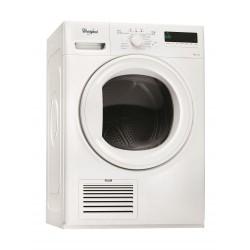 نشافة ملابس تعبئة أمامية ويرلبول بتقنية تكثيف بخار الماء - سعة ٧ كيلو - أبيض (DDLX 70113)