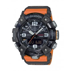 Casio G-Shock Mudmaster Gent's Rubber Casual Watch - (GG-B100-1A9DR)