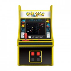 My Arcade Pac-Man Yellow Micro Player Collectible in Kuwait | Buy Online – Xcite