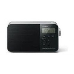 SONY ICF-M780SL Digital Clock Radio - Front View
