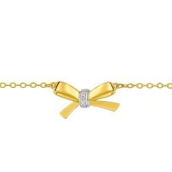 Fontenay Ladies Bracelet - Brass - Gold Plated  (DSB358Z18E) in Kuwait   Xcite Alghanim