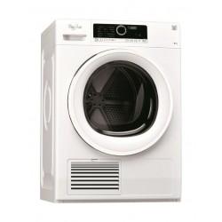 نشافة الملابس ويرلبول بتقنية تكثيف بخار الماء سعة ٨ كيلو - أبيض - DSCX 80112