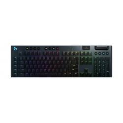 Logitech G915 Lightspeed RGB Mechanical Gaming Keyboard - Black