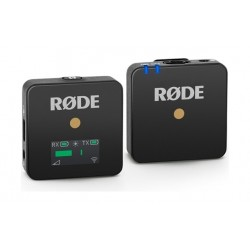 Rode Wireless Go Video Microphone - Black