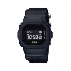 ساعة كاسيو جي - شوك الرقمية بحزام نايلون للرجال (DW-5600BBN-1DR)
