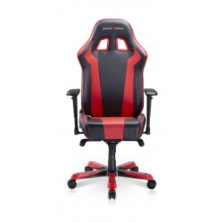 DXRacer King Series Gaming Chair - Black Red