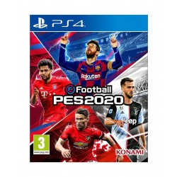 eFootball Pro Evolution Soccer 2020: PlayStation 4 Game