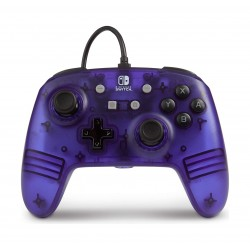 Enhanced Wired Controller for Nintendo Switch - Frost Series Purple