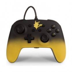 Enhanced Wired Controller for Nintendo Switch - Pikachu Fade