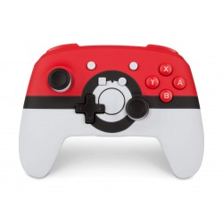 Enhanced Wireless Controller for Nintendo Switch - Poke Ball