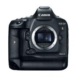 كاميرا كانون الرقمية إس إل آر – دقة ٤ كي فائقة الوضوح - ٢٠.٢ ميجابكسل - أسود (EOS-1DX MARK II)