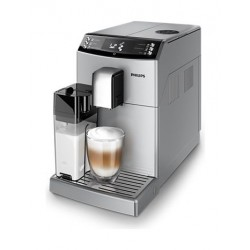 Philips 3100 Series Super-Automatic Espresso Machine (EP3551/10) - Silver