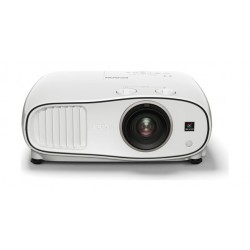 Epson 3D 3LCD FHD Home Theatre Projector (TW-6700) - White