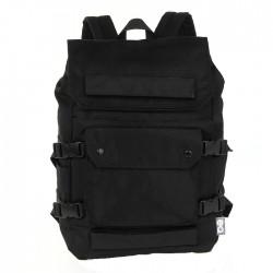 "EQ 4 Straps 15.6"" Backpack Black SCHOOL BUY IN XCITE KUWAIT"