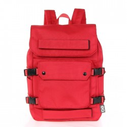 """EQ 4 Straps 15.6"""" Backpack red SCHOOL BUY IN XCITE KUWAIT"""