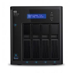 وحدة تخزين للشبكات ماي كلاود إكسبيرت بسعة ١٦ تيرابايت من ويسترن ديجيتال – ٤ منافذ أقراص صلبة ٤ × ٤ تيرابايت  (EX4100)