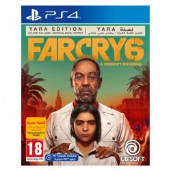 Far Cry 6 Yara Edition PS4 playstation 4 Game cover