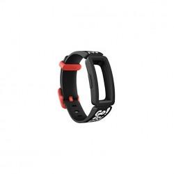 حزام ساعة فيت بيت الذكية  اّيس 2 للأطفال - أسود  (FB170PB)