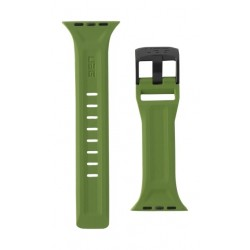 UAG Apple Watch Scout 44mm Silicon Strap - Olive