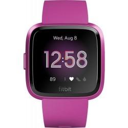 ساعة فت بت فيرسا لايت الذكية (FB415PMPM) - وردي غامق
