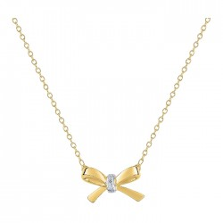 Fontenay Ladies Necklace - Brass - Gold Plated  (DSC358Z40E) in Kuwait | Xcite Alghanim