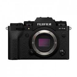 كاميرا فوجي فيلم الرقمية إكس – تي4 بدون مرآه (هيكل فقط) – أسود