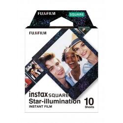 Fujifilm Instax Square Film Star Illumination - 10 Sheets