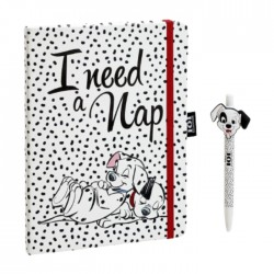 Buy Funko 101 Dalmatians Notebook & Pen in Kuwait | Buy Online – Xcite