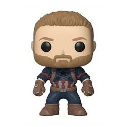 Funko Marvel Avengers Infinity War Collectible Figure - Captain America