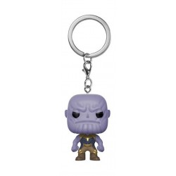 Funko Pop Keychain: Marvel Infinity War Thanos