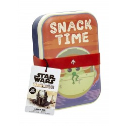Funko Star Wars Mandalorian: The Child: Bamboo Lunch Box: Snack Time