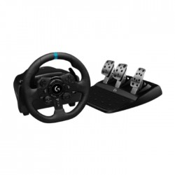 Logitech G923 TrueForce Slim Xbox and PC Racing Wheel in Kuwait | Buy Online – Xcite