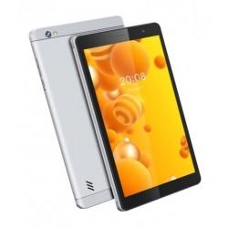 """G-Tab F8 16GB 4G LTE 8"""" Tablet - Silver"""