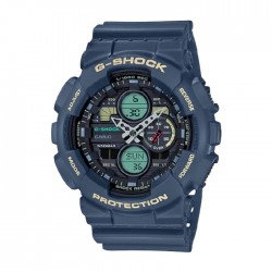 Casio G-Shock 55mm Men's Digital Watch GA-140-2ADR in Kuwait | Buy Online – Xcite