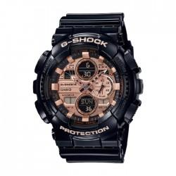 Casio G-Shock 55mm Men's Digital Watch GA-140GB-1A2DR in Kuwait | Buy Online – Xcite